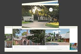 mathews nichols group texas real estate brochure template brand mathews nichols group texas real estate brochure template