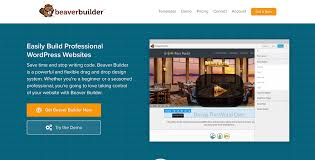 visual composer beaver builder or thrive content builder which beaver builder is an extremely well respected drag and drop page builder plugin for wordpress this tool includes a good selection of page templates to help