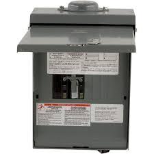 square d qo 30 amp generator main breaker outdoor manual transfer Utility Breaker Box Wiring square d qo 30 amp generator main breaker outdoor manual transfer switch with twist lock 100 Amp Breaker Box Wiring