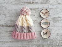 62 en iyi knitting görüntüsü, 2018 | Bere, Bere modelleri ve Örgü şapka