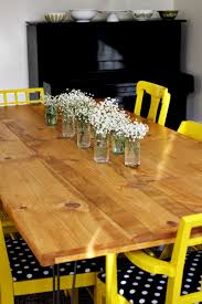 How To Build A Dining Room Table Elsie39s Diy Dining Room Table A Beautiful Mess