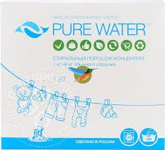 Купить <b>Стиральный порошок Pure Water</b> 1кг с доставкой на дом ...