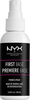 Отзывы на <b>NYX Professional Makeup</b> First Base Makeup Primer ...
