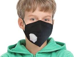 Vritraz <b>N95</b> PM 2.5 <b>Kids Child Children Anti</b>-<b>Pollution</b> Face Mask ...