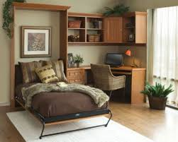 interior attractive home designs for small spaces maximizing with multifunctional furniture ideas simple bedroom office design ideas