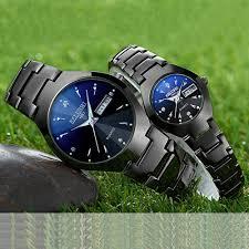 Couple Watch for Men Women Quartz Wristwatches <b>2019</b> Luxury ...