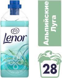 Купить <b>Кондиционер для белья Lenor</b> Альпийские Луга 1л с ...
