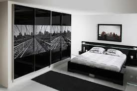 black and white bedroom black white bedroom interior