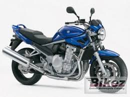 2006 <b>Suzuki Bandit 650</b> specifications and pictures