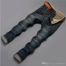 <b>2018</b> New Arrival Men's <b>Spring</b> Long Jeans Hot Sale <b>FAST Shipping</b> ...