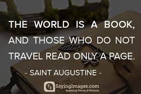 Best Travel Quotes & Saying Images about Travelling   SayingImages.com via Relatably.com