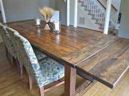 Dining Room Tables Plans Ana White Rekourt Dining Table Diy Projects Shaped Kitchen Island