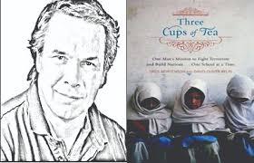 Resultado de imagem para three cups of tea