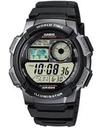 <b>Часы Casio CASIO</b> Collection <b>AE</b>-<b>1000W</b>-<b>1B</b>, купить в интернет ...