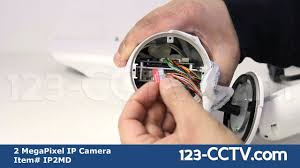2 Megapixel IP Bullet Camera with <b>Varifocal Lens</b> 1080p - YouTube