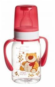 Canpol Babies <b>Бутылочка тритановая с ручками</b> 12... — купить по ...