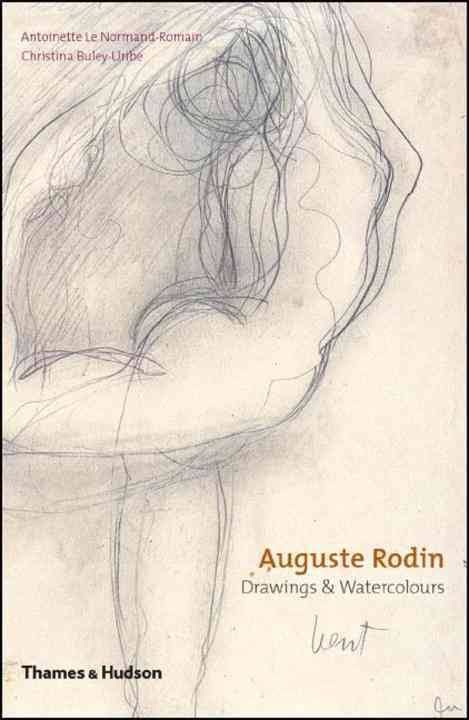 Afbeeldingsresultaat voor Rodin Drawings and Watercolours