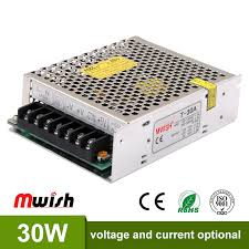 China Manufacturer Wholesale <b>30W Triple</b>-<b>Output</b> SMPS for ...