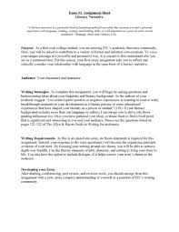How To Write A Personal Narrative Essay For College Personal     Brefash