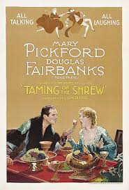 feminism  amp  gender roles in the taming of the shrew   study com movie poster for film version of the taming of the shrew