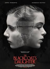 La enviada del mal (February)  The Blackcoats Daughter