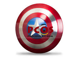 <b>Captain America</b>:Civil War Steve Rogers <b>Cosplay Shield</b> mp003875 ...