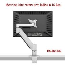 Super Long life <b>Desktop</b> Monitor Mount Bearing Joint Rotary Arm ...