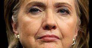 Image result for Hillary Clinton pissed off