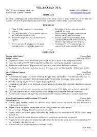 velarasan masilamani resume