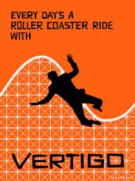 vertigo a roller coaster ride of an ailment steve lovelace