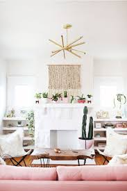 design ideas betty marketing paris themed living: kacey musgraves teamed up with elise larson of a beautiful mess to give her living room