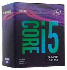 <b>Процессор Intel Core i5-9400F</b> — купить по выгодной цене на ...