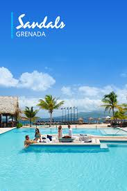 <b>SANDALS</b> Grenada: All-Inclusive Luxury Resort Pink Gin Beach
