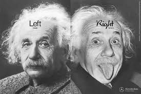Image result for right brain versus left brain