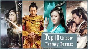 Top 10 <b>Chinese</b> Fantasy Dramas - YouTube