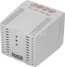 <b>Стабилизатор напряжения POWERCOM TCA-1200</b>, отзывы ...