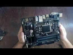 <b>Материнская плата Gigabyte GA-B250M-DS3H</b> (s1151, Intel B250 ...