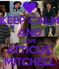 KEEP CALM AND LOVE ATTICUS. MITCHELL - keep-calm-and-love-atticus-mitchell