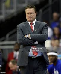 bill self coach photos pictures of bill self coach getty images head coach bill self of the kansas jayhawks reacts against the oregon ducks during the 2017