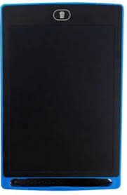 SYGA <b>8.5 Inch LCD Writing</b> Tablet Scribbling Pad Ages 3+ (Blue ...