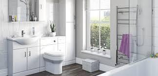White Bathroom Units Sienna White Gloss Bathroom Furniture Victoriaplumcom