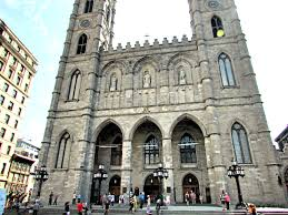 Image result for notre dame church in montreal
