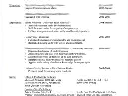 breakupus scenic a simple resume format resume for college format breakupus fetching good resume for job resume examples for first job how to write captivating