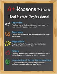 reasons to hire a real estate agent real reasons to hire a real estate agent