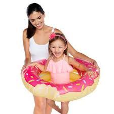 Купить «<b>Круг надувной</b> детский Пончик» () по цене 1100 руб. в ...