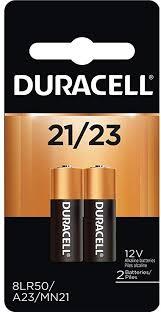 Duracell 12 Volt Alkaline Alarm Remote Battery MN21 ... - Amazon.com
