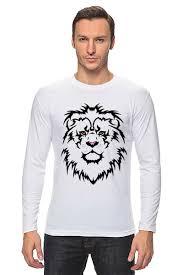 <b>Лонгслив</b> Лев. <b>Lion</b> #2138924 от Александр по цене 1 097 руб. в ...