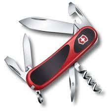 «<b>Нож перочинный VICTORINOX</b> Evolution 10, 85 мм, 13 функций ...