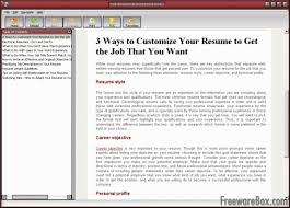 eBooks  Writing Job Applications  Resume Writing  Success at     Most Inspiring Resume Writing Tips for Job Seekers