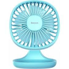 Настольный <b>вентилятор Baseus Pudding-Shaped</b> Fan CXBD-15 ...
